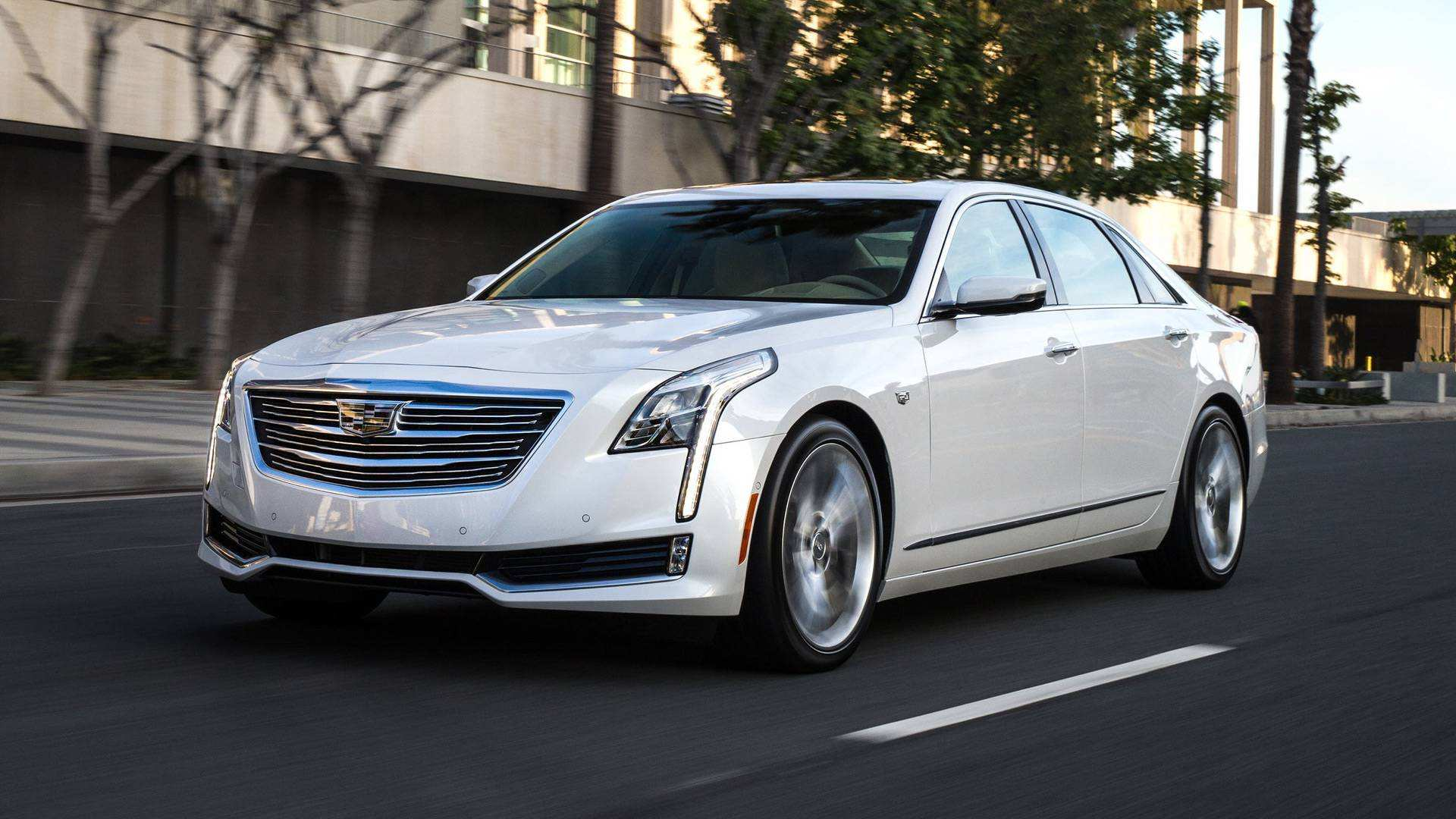 35 The 2020 Cadillac Ct6 V8 Performance And New Engine