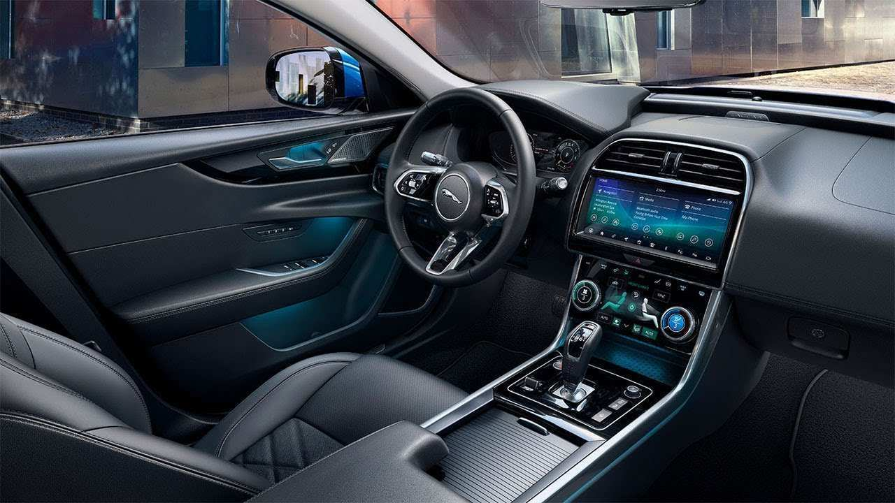 35 The Best Jaguar Xe 2020 Interior Performance And New Engine