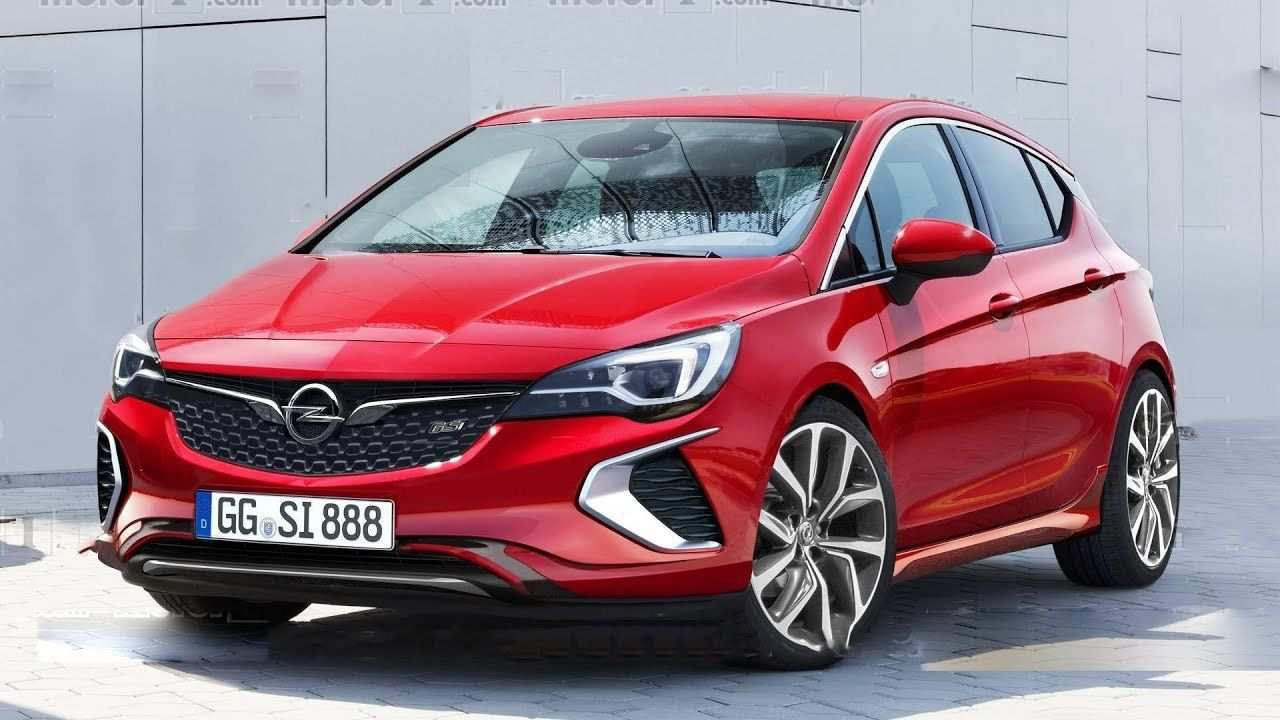35 The Best Opel Astra New Shape 2020 Speed Test