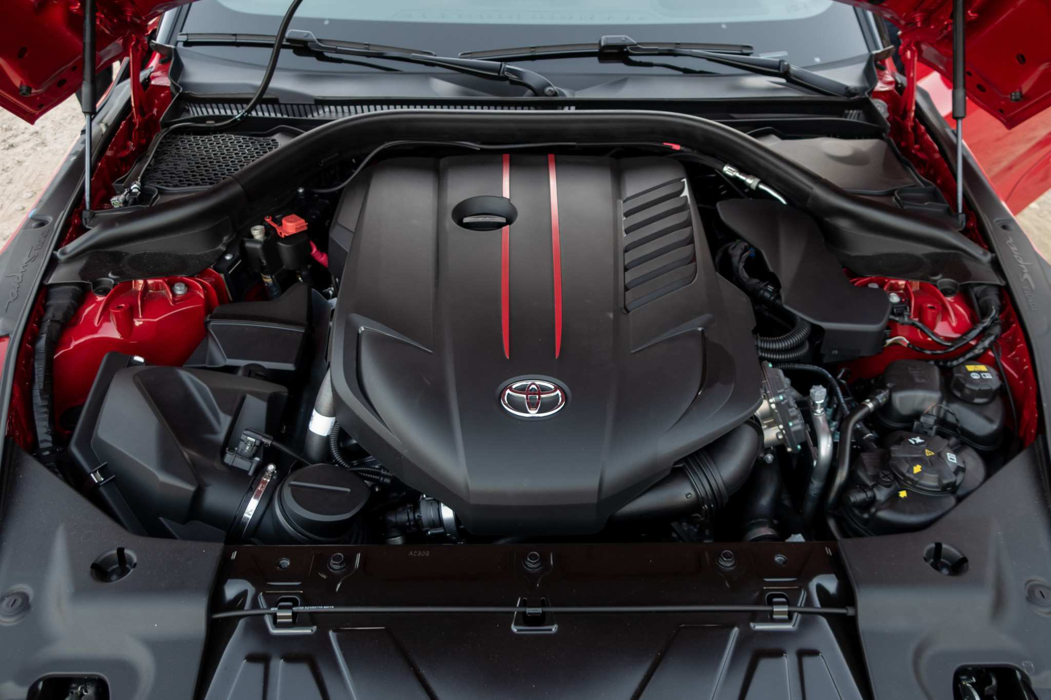 35 The Best Toyota Supra 2020 Engine Spy Shoot