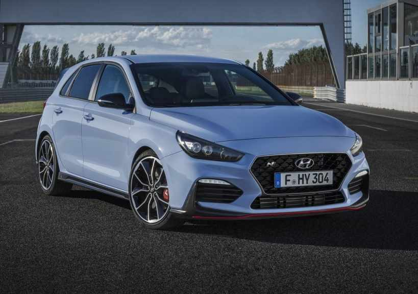 35 The Hyundai I30 2020 Ratings
