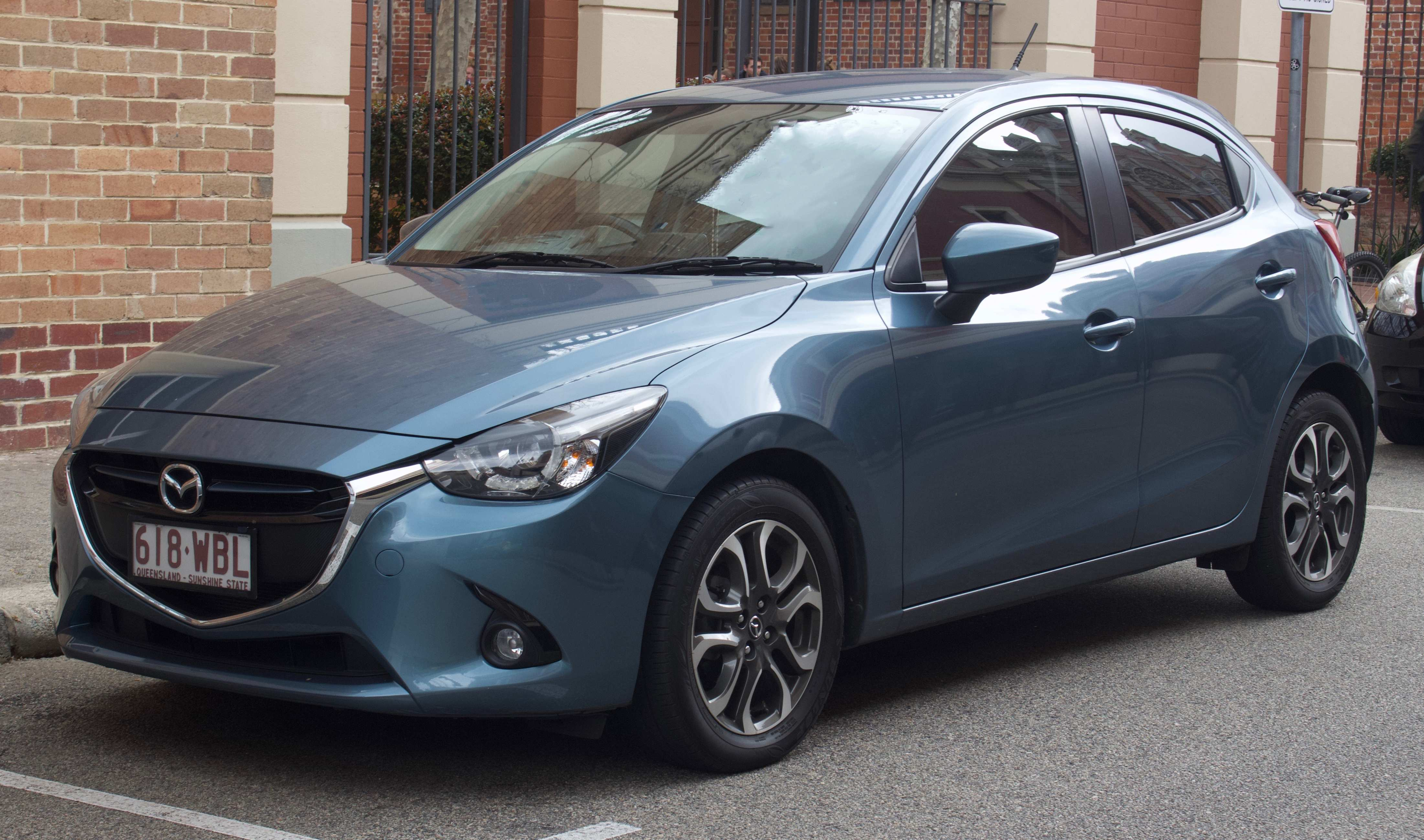 35 The Mazda 2 Hatchback 2020 Performance And New Engine