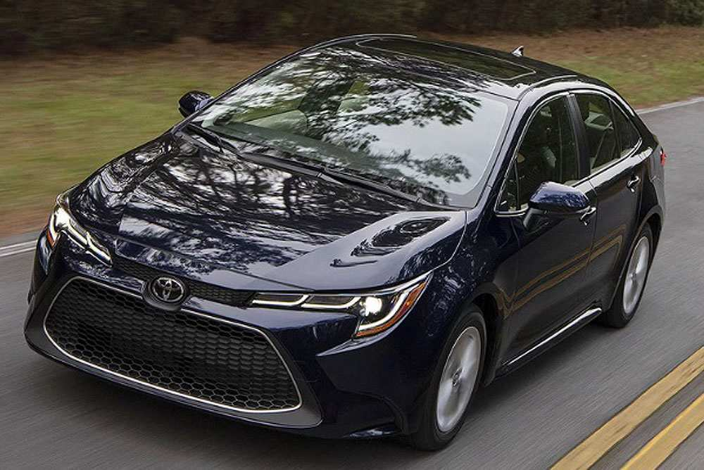 35 The Toyota Altis 2020 Thailand Ratings