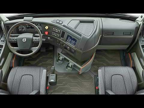35 The Volvo Truck 2020 Interior Overview