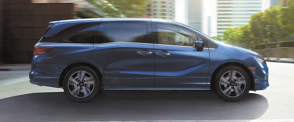 36 A 2019 Honda Odyssey Release Release Date And Concept
