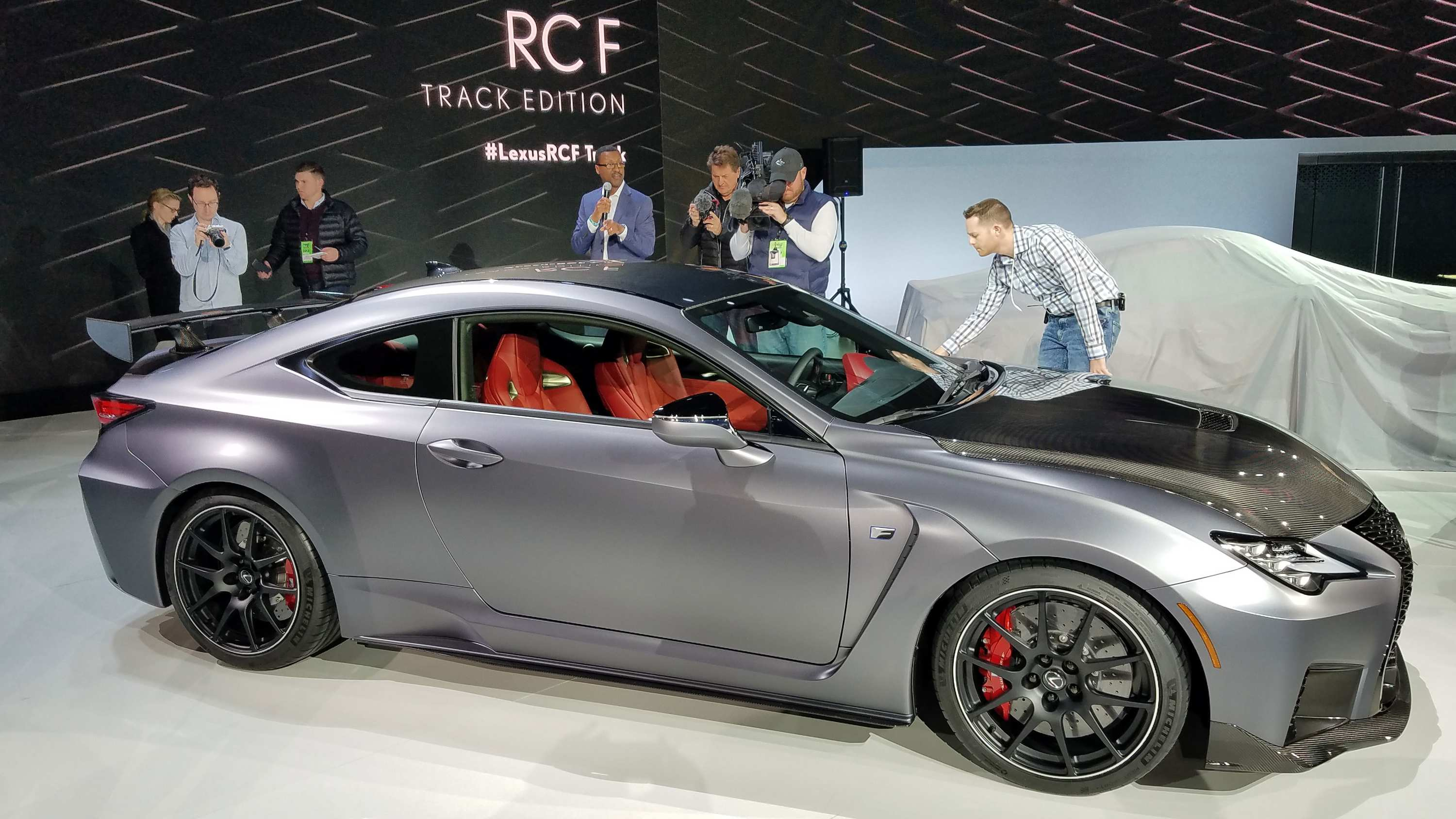 36 A 2020 Lexus Rc F Track Edition Prices