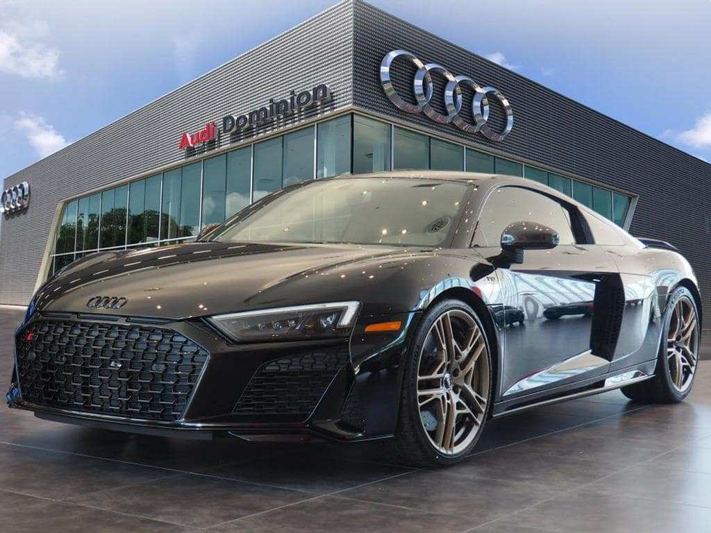 36 A Audi R8 2020 Black Redesign And Concept