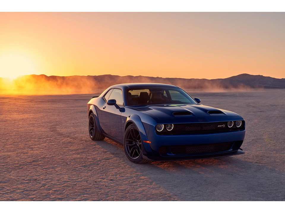 36 All New 2019 Dodge Challenger News Interior