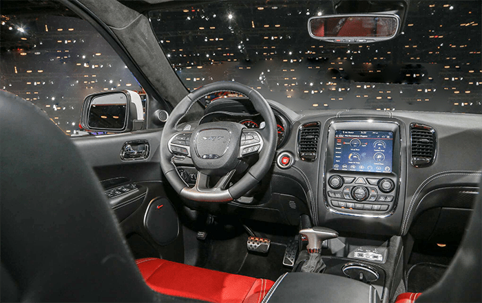 36 All New 2020 Dodge Interior Images