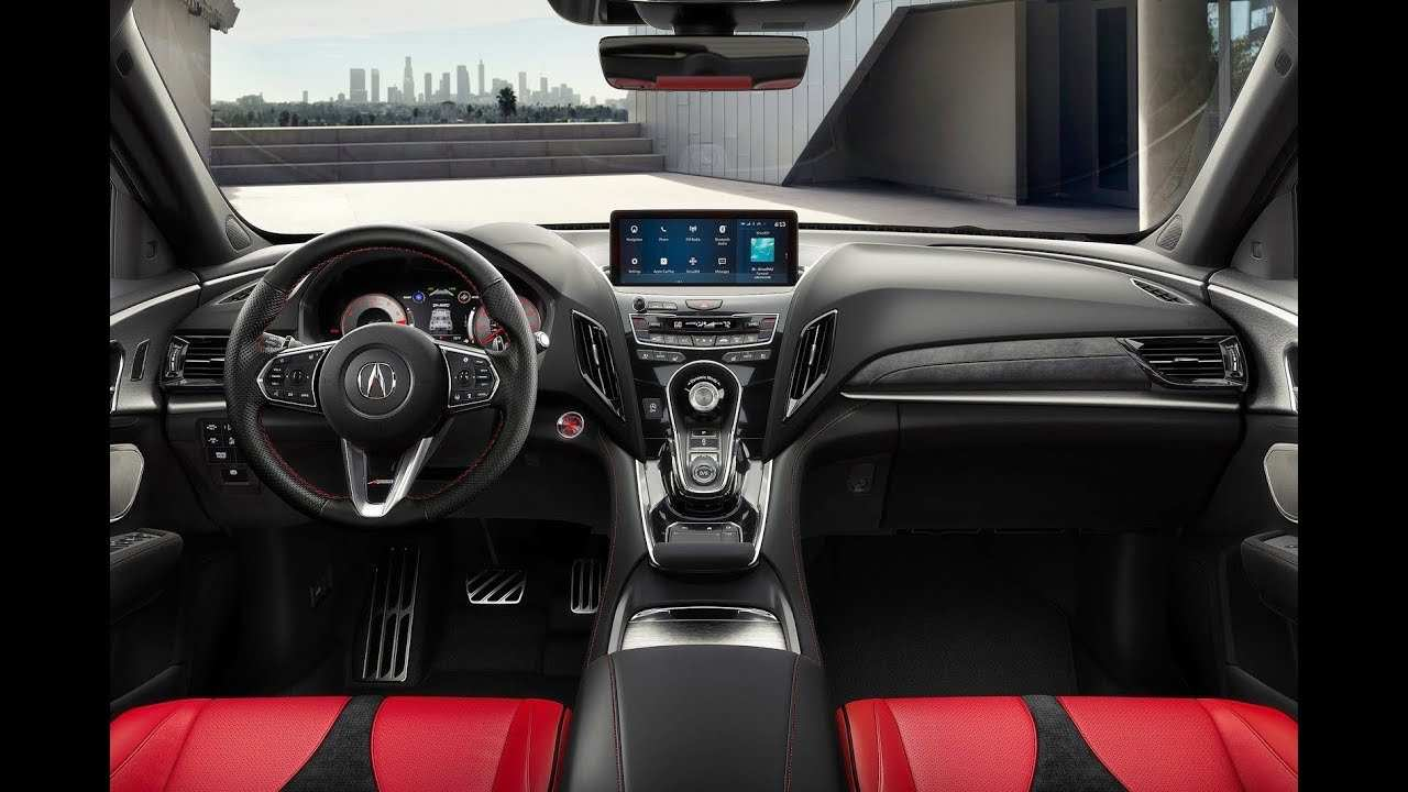 36 All New Acura Rdx 2020 Review Exterior