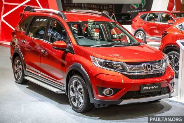 36 All New Honda Brv 2020 Malaysia Release Date