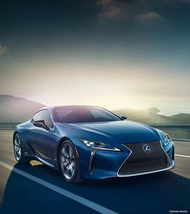 36 All New Lexus Electric Car 2020 Exterior