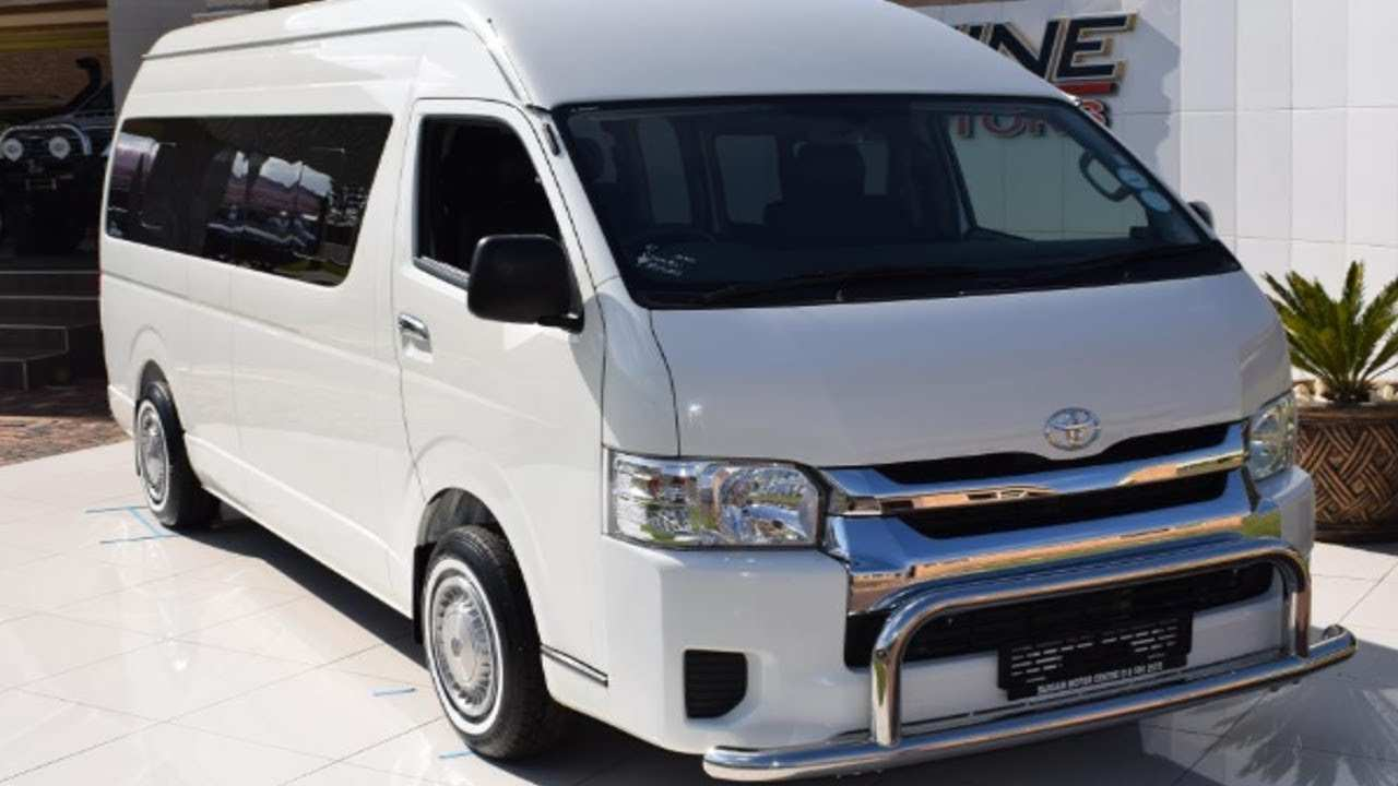 36 All New New Toyota Quantum 2020 Price Spesification