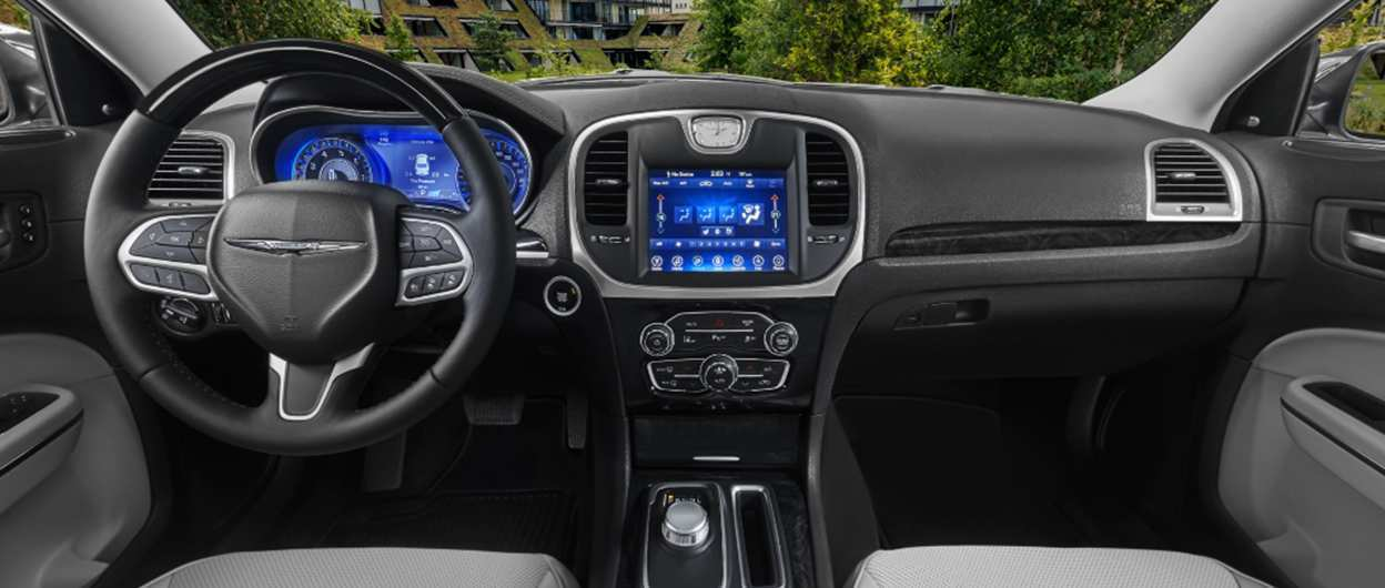 36 Best 2019 Chrysler 300 Interior Specs And Review