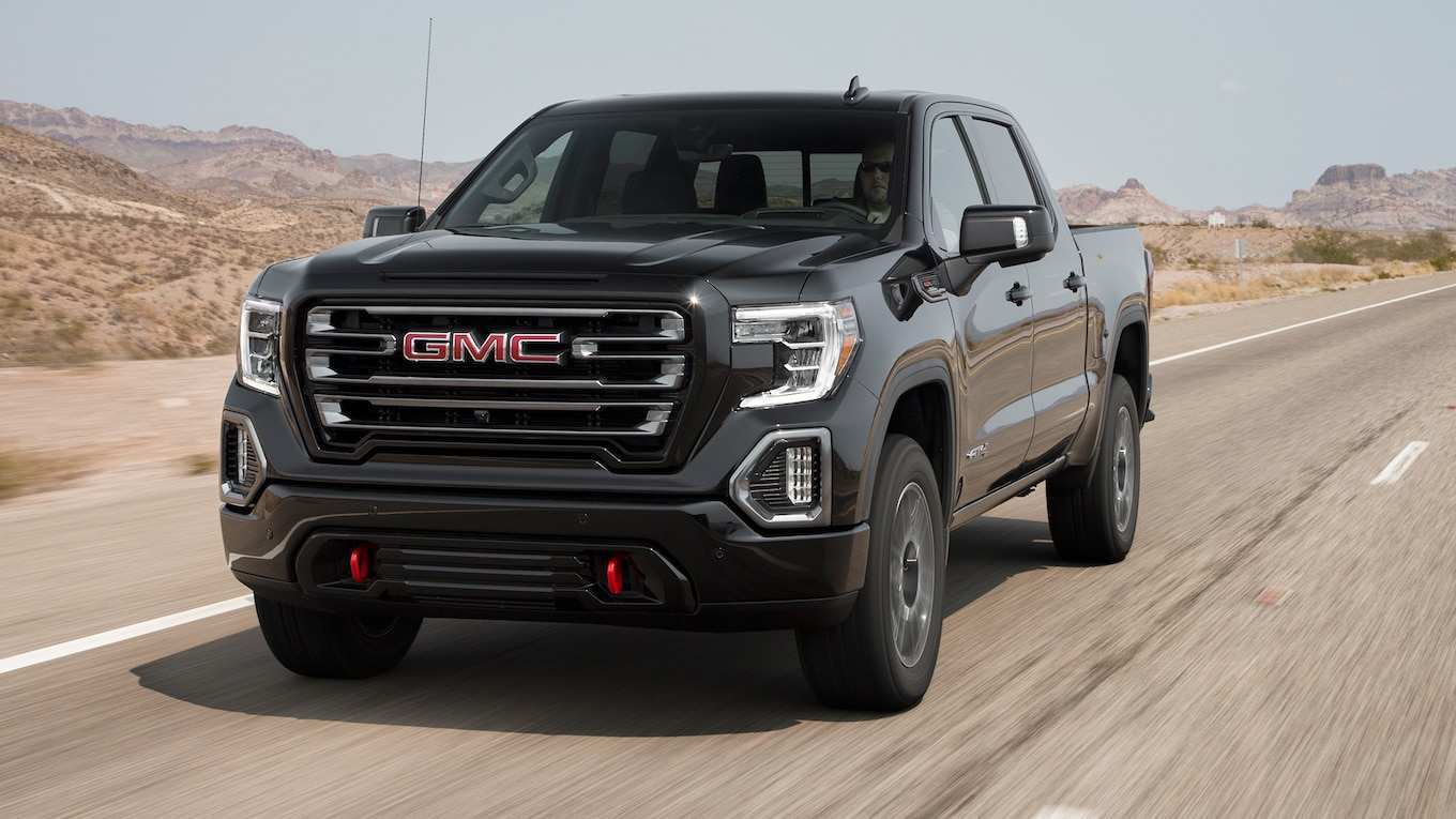 36 Best 2019 Gmc Pickup Release Date First Drive