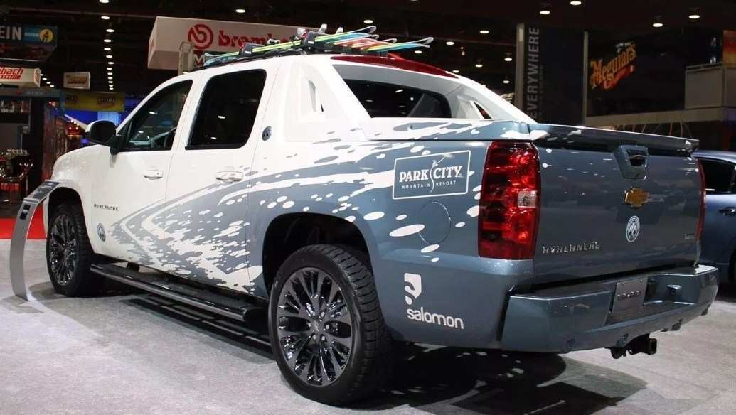 36 Best Chevrolet Avalanche 2020 Prices