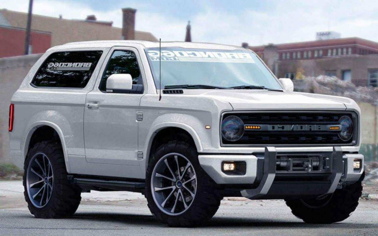 36 New 2020 Ford Bronco Wallpaper Release Date And Concept