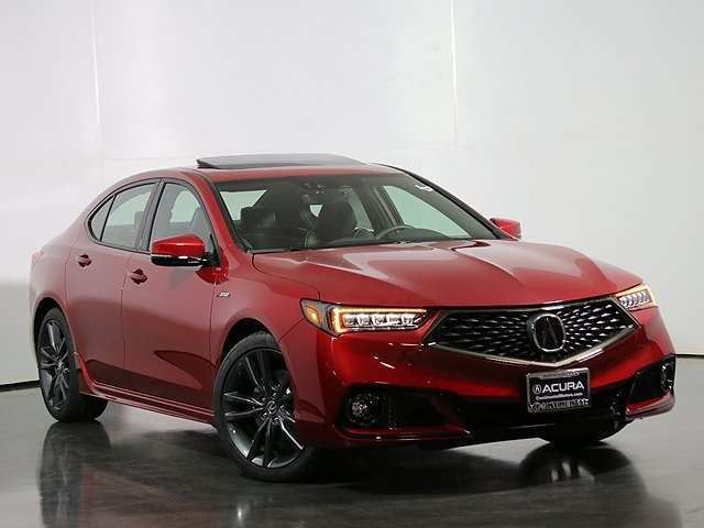 36 New Acura Tlx A Spec 2020 Interior