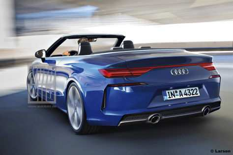36 New Audi Convertible 2020 Redesign And Concept