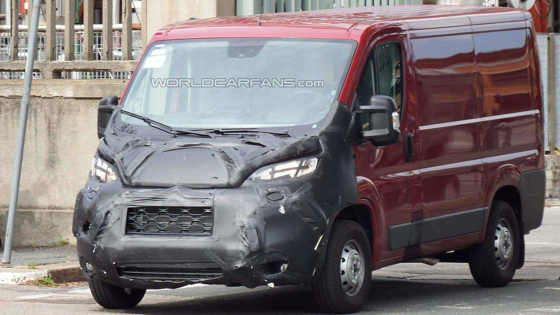 36 New Peugeot Boxer 2020 Exterior And Interior