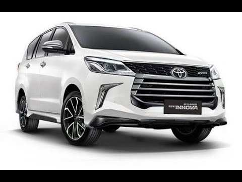 36 New Toyota Innova Crysta Facelift 2020 Exterior And Interior
