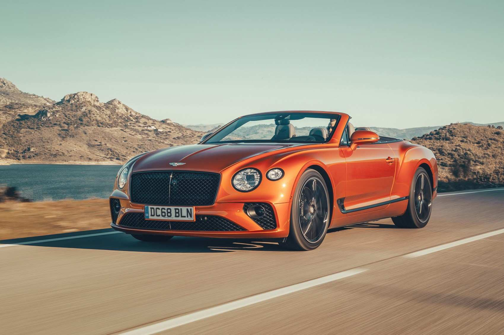 36 The 2019 Bentley Gt Style
