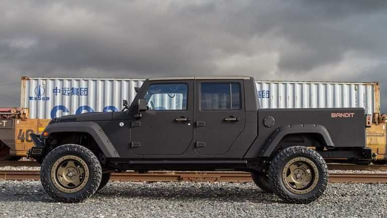 36 The 2019 Jeep Bandit Price Specs