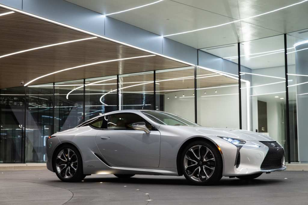 36 The 2019 Lexus Cars Pictures