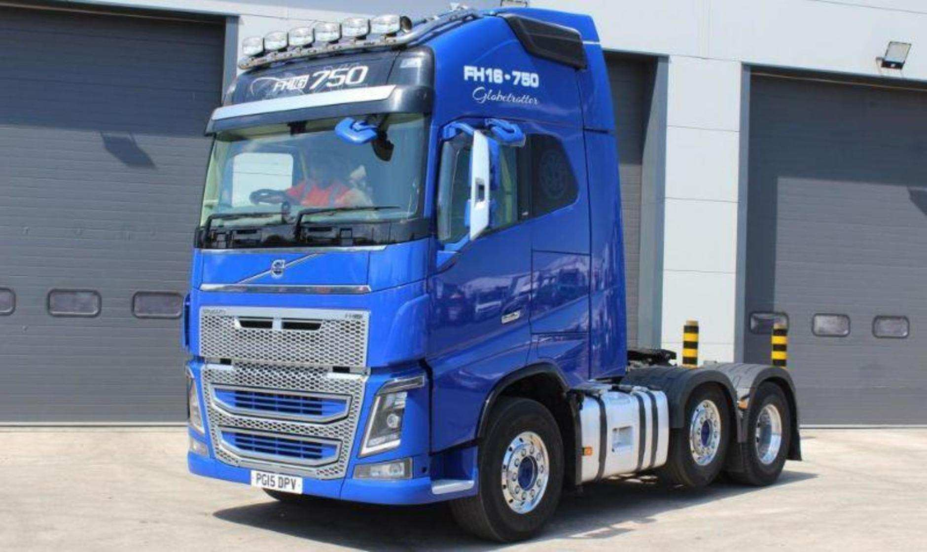 36 The 2019 Volvo Fh Research New