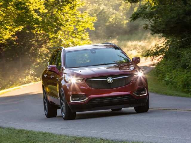 36 The 2020 Buick Suv Configurations