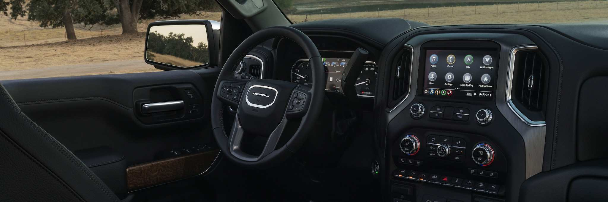 36 The Best 2019 Gmc 1500 Interior New Model And Performance