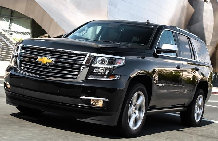 36 The Best Chevrolet Tahoe 2020 Release Date Photos