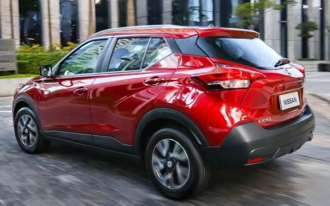 36 The Nissan Kicks 2020 Lancamento Review