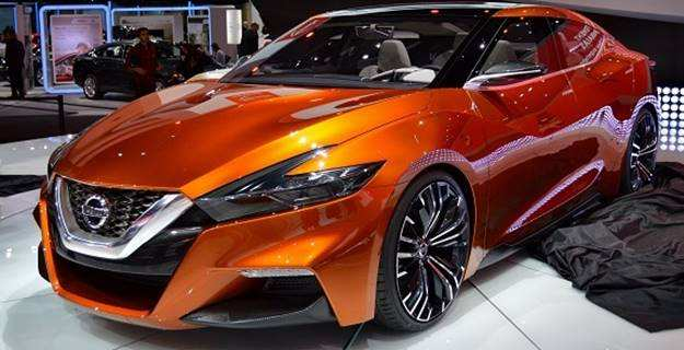 36 The Nissan Maxima 2020 New Concept