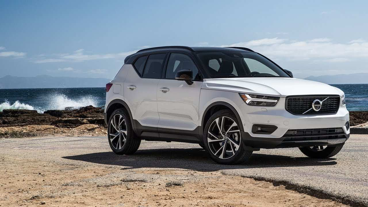 36 The When Will 2020 Volvo Xc40 Be Available Redesign and Concept