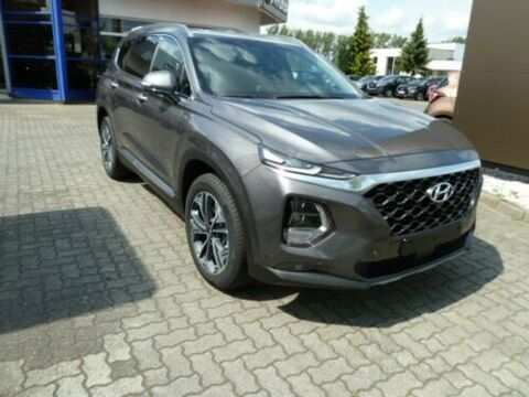 37 A Hyundai Grand Santa Fe 2020 Overview