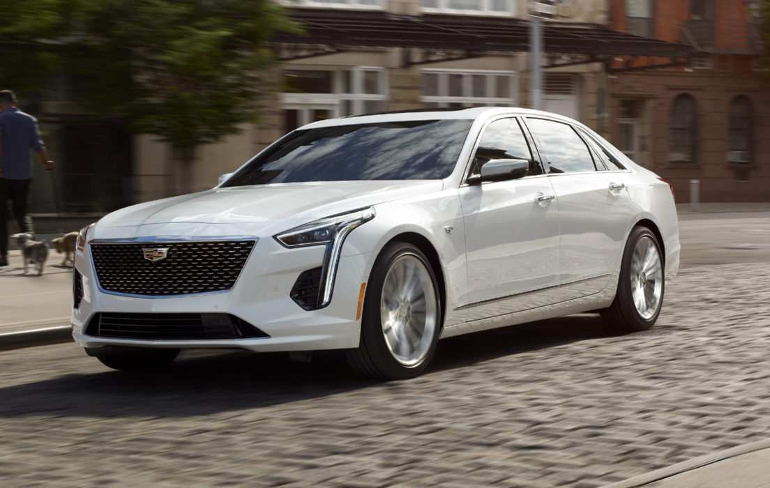 37 All New 2019 Cadillac Self Driving Reviews