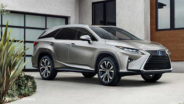 37 All New 2019 Lexus Jeep New Review