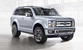 37 All New 2020 Ford Bronco Design Review And Release Date