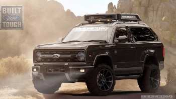 37 All New 2020 Ford Bronco Raptor Exterior And Interior