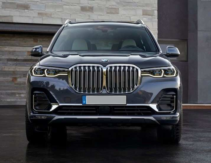 37 All New Bmw X7 2020 Images
