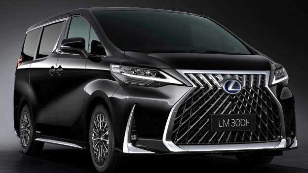 37 All New Lexus Mpv 2020 History