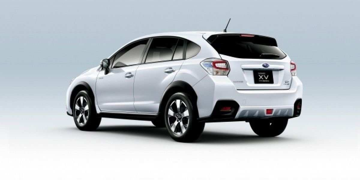 37 All New Subaru Xv 2020 Egypt Redesign