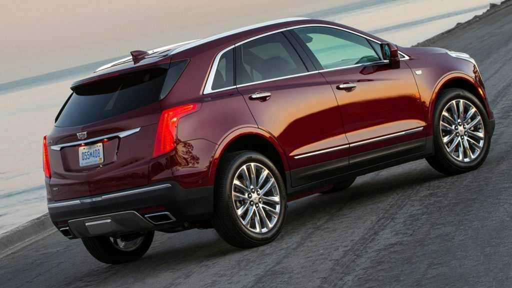 37 New 2019 Cadillac Srx Price Performance And New Engine