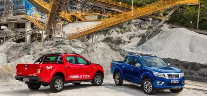 37 New 2019 Nissan Frontier Attack Spy Shoot