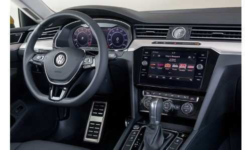 37 New 2019 Volkswagen Passat Interior First Drive