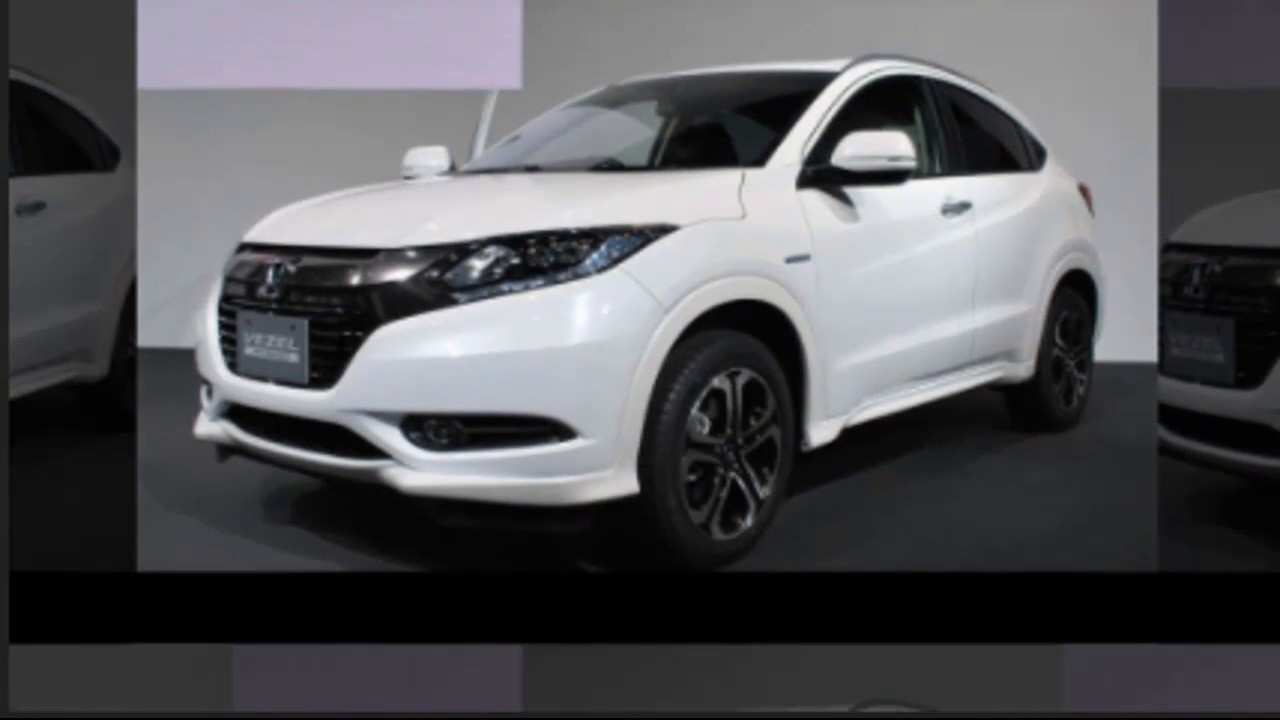 37 New Honda Vezel Hybrid 2020 Concept And Review