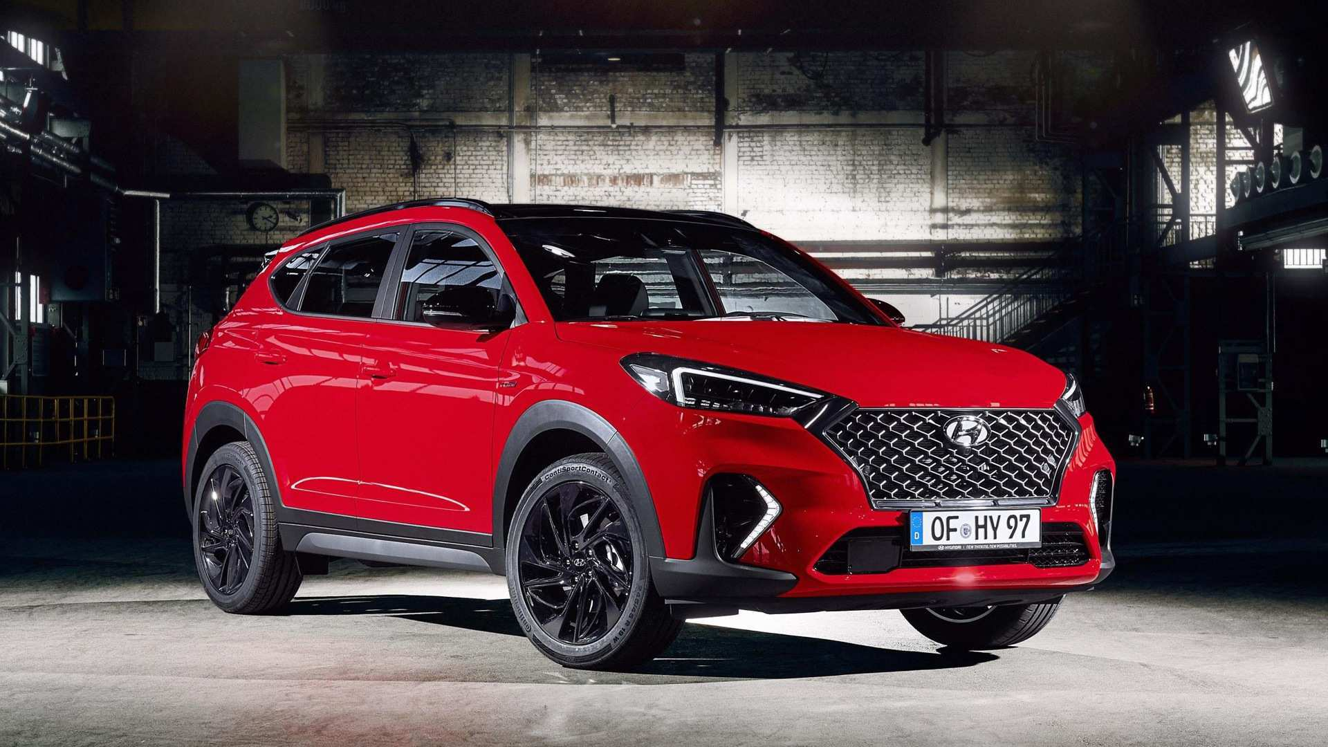 37 New Hyundai Tucson N Line 2020 Model