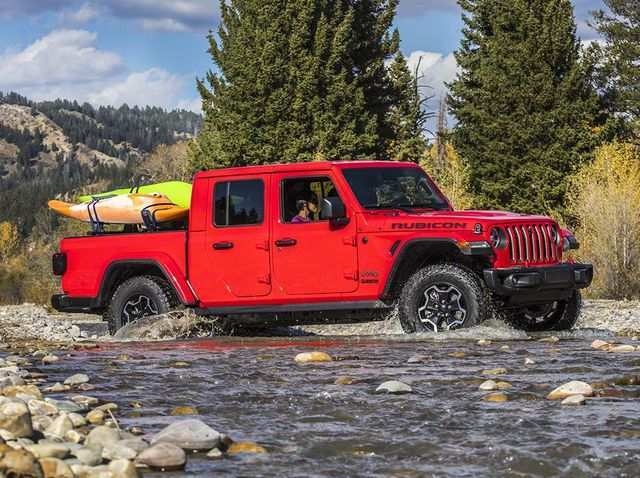 37 New Jeep Pickup 2020 Specs Release Date