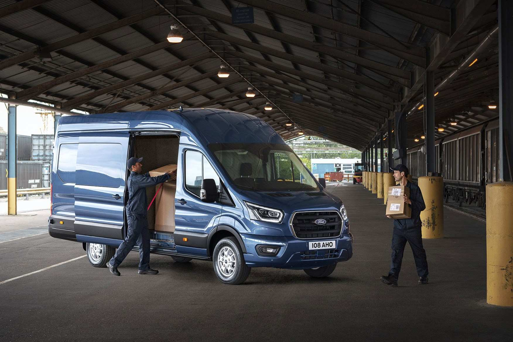 37 The 2019 Ford Transit Awd Pictures